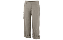 Columbia Womens Mt Awesome II Straight Leg Pant long fossil